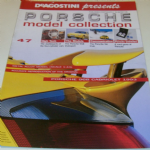 DeAGOSTINI Porsche Model Collection Magazine #47 Porsche 968 Cabriolet 1993